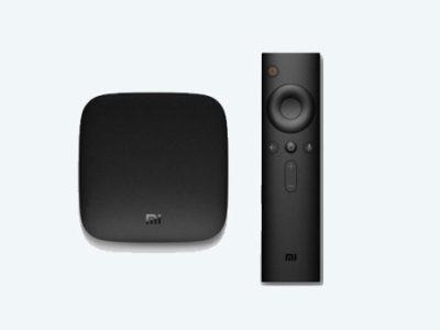 شاومي مي 4K اندرويد تي في بوكس - اسود- موقع-نشترى-TV-BOX