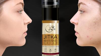 كيفية شراء كريم جتيكا - Jtika لتفتيح لون البشرة والأماكن الداكنة 2