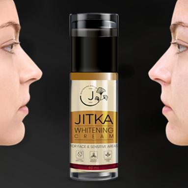 كيفية شراء كريم جتيكا – Jtika لتفتيح لون البشرة والأماكن الداكنة